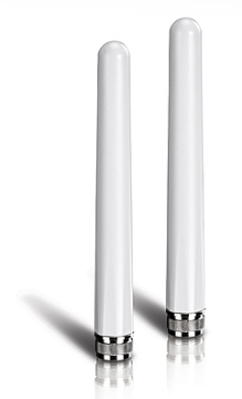 TEW-AO57 TRENDNET 5/7 dBi Outdoor Dual Band Omni Antenna Kit