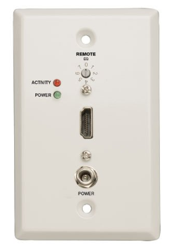 B126-1A0-WP-1 TRIPLITE Tripp Lite HDMI Over Single CAT5 RJ45 Active Ext Remote Wallplate TAA GSA ************************* SPECIAL ORDER ITEM NO RETURNS OR SUBJECT TO RESTOCK FEE *************************