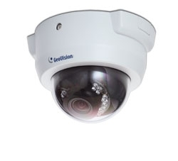 110-FD2500-A00 GEO VISION GV-FD2500 2MP 3~9mm Super Low Lux, IR Fixed Dome, DC12V/AC24V/PoE