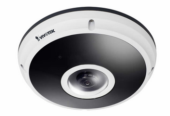 FE8181V VIVOTEK 5MP 360 Surround View 10 Meter IR Smart IR 3DNR IP66 IK10 Pixel Calculator Fisheye Network Camera