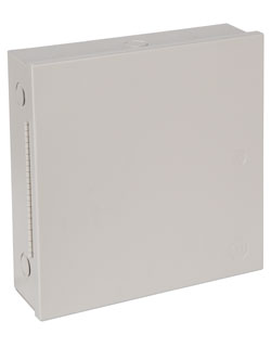 """STI-EM111103 STI METAL PROTECTIVE CABINET 11X11X3"""" ************************* SPECIAL ORDER ITEM NO RETURNS OR SUBJECT TO RESTOCK FEE *************************"""