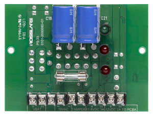 PS-33 ROSSLARE PCB 5A Power Supply Module for AC-225 ************************* SPECIAL ORDER ITEM NO RETURNS OR SUBJECT TO RESTOCK FEE *************************