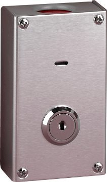 HUSK-20 POTTER METAL HOLD UP SWITCH