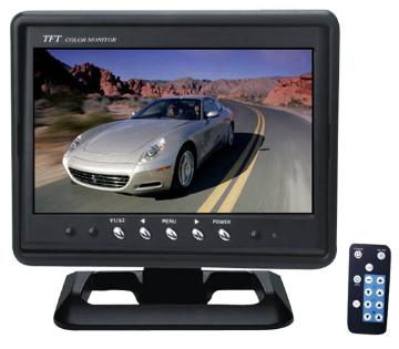"PLHR79 PYLE VIEW SERIES 7"" WIDESCREEN TFT HEADREST MONITOR ************************* SPECIAL ORDER ITEM NO RETURNS OR SUBJECT TO RESTOCK FEE *************************"