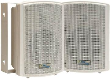 PDWR5T PYLE 5 1/4 OUTDOOR WHITE SPEAKER WITH 70V TRANSFORMER ************************* SPECIAL ORDER ITEM NO RETURNS OR SUBJECT TO RESTOCK FEE *************************