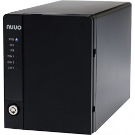 NE-2020-US-2T-2 NUUO NAS-based NVR Standalone 2ch, 2bay, 2TB included, US Power Cord ************************* SPECIAL ORDER ITEM NO RETURNS OR SUBJECT TO RESTOCK FEE *************************