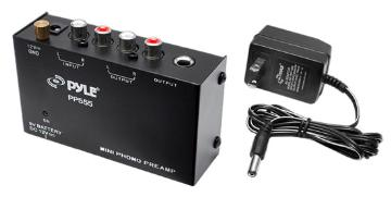 PP555 PYLE AUDIO PRE AMP ************************* SPECIAL ORDER ITEM NO RETURNS OR SUBJECT TO RESTOCK FEE *************************