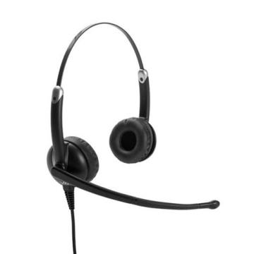 VXI-203349 VXI ENVOY UC3031U, BOX STEREO USB HEADSET FOR UNIFIED COMMUNICATIONS, N/C MICROPHONE, INLINE CONTROL (VOL, CALL, MUTE), DSP