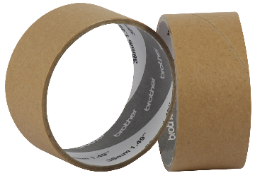 BRT-CR2L BROTHER 36 PC 38MM PAPER CORE FOR THE TAPECREATOR
