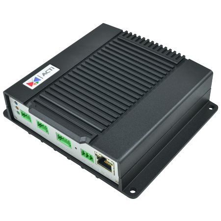 V21 ACTi 1-Channel 960H/D1 H.264 Video Encoder with, BNC Video Input, RJ-45 Video Output, Audio, MicroSDHC/MicroSDXC, RS-485, RS-422, DI/DO, PoE/DC12V ************************* SPECIAL ORDER ITEM NO RETURNS OR SUBJECT TO RESTOCK FEE *************************