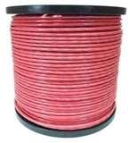 0418A2-B1-2 ALLSTAR 18/2 SOL FIRE WIRE PVC FPLR RED 1000'BX