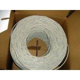 0222B4-B1-9 ALLSTAR 22/4 STRANDED PVC CM WHITE 1000'BOX