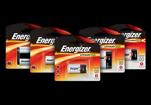 EVE-EL123BP12 ENERGIZER 123 LITHIUM 12-PACK