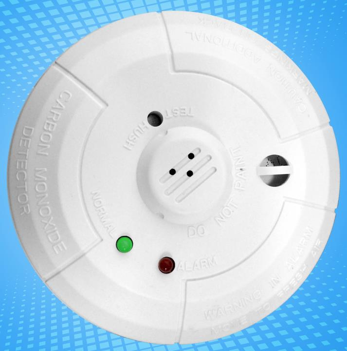 GEMC-WL-CO NAPCO WIRLESS CO DETECTOR FOR USE WITH GEMINI SERIES OF PANELS AND GEMC COMMERCIAL PANELS