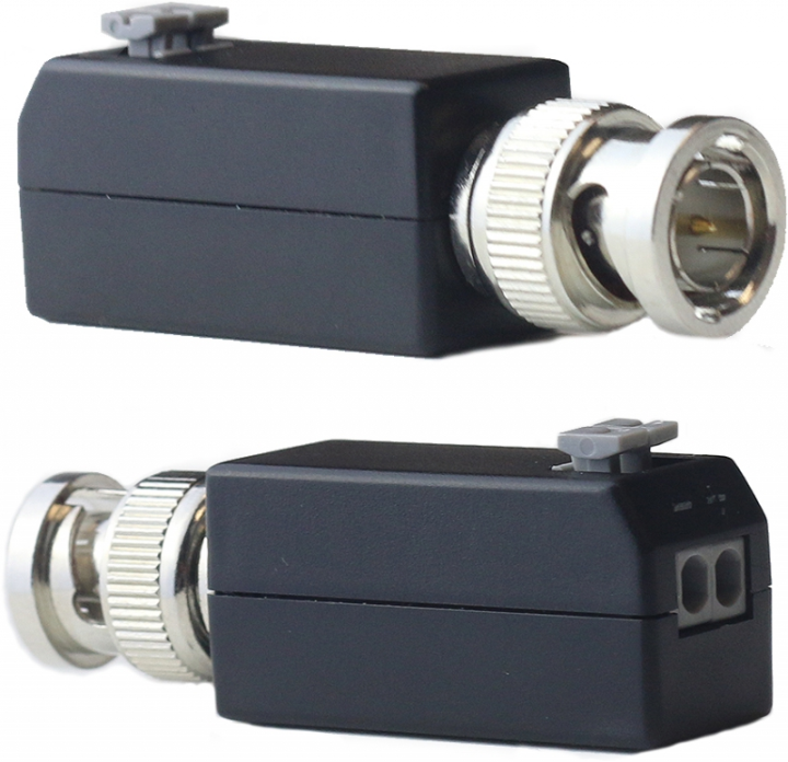 KA-HHDBL1 KT&C HD-TVI BALUN SOLD IN PAIRS *********************************** CLEARANCE ITEM- NO RETURNS ********ALL SALES FINAL********* ***********************************