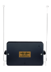 GEMC-RECV NAPCO Commercial Fire and Burg approved Wireless Receiver