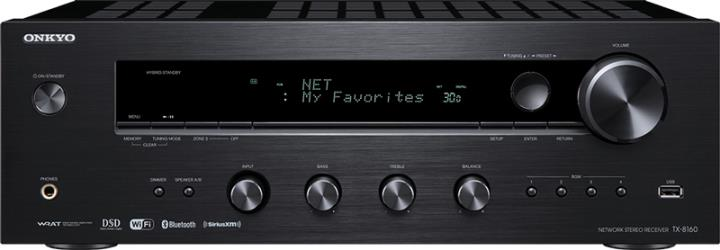 TX-8160 ONKYO NETWORK STEREO RECEIVER