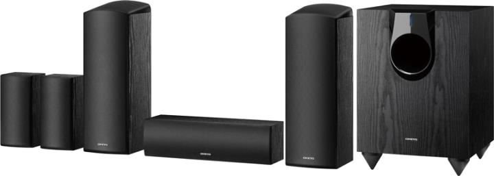 SKS-HT594 ONKYO 5.12-CHANNEL HOME THEATER SPEAKER SYSTEM