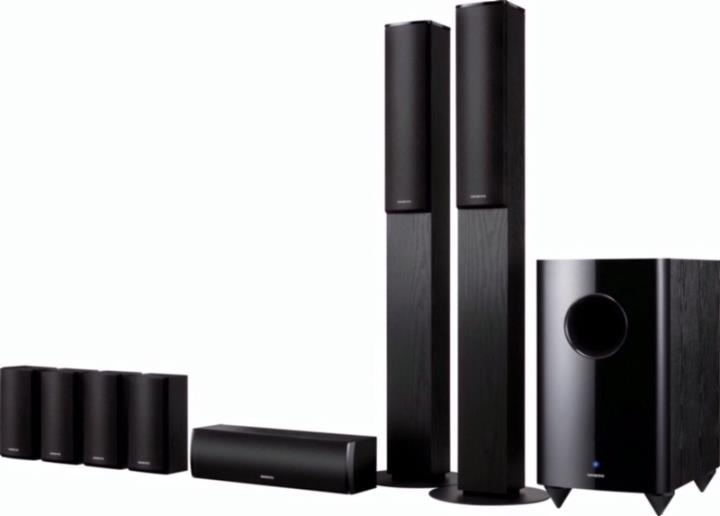 SKS-HT870 ONKYO 7.1 CHANNEL HOME THEATER SPEAKER SYSTEM