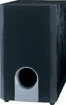 SKW-204 ONKYO BASS REFLEX POWERED SUBWOOFER