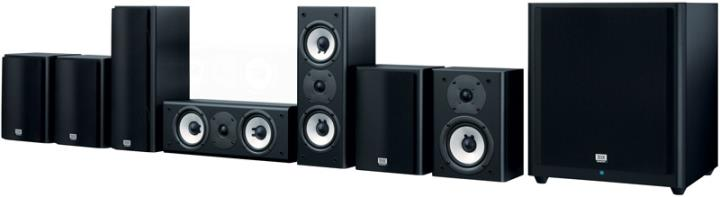 SKS-HT993THX ONKYO 7.1 CHANNEL HOME THEATER SPEAKER SYSTEM