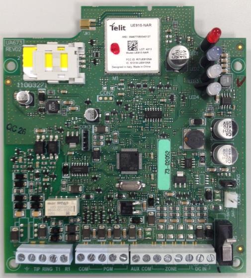 DSC3G4010-UPG DSC G3055/60 2G-3G UPGRADE KIT