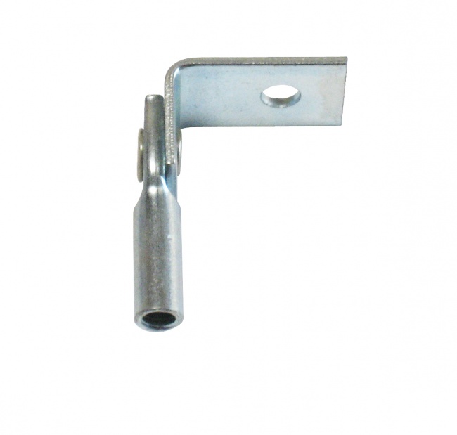 "JH920 PLATINUM TOOLS Right Angle Clip, 1/4-20 with 1/4"" hole. INDIVISUAL"