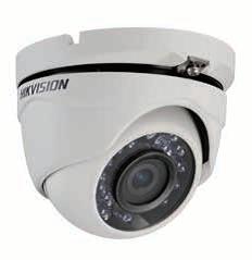 DS-2CE56D1T-IRM2.8MM HIKVISION Outdoor IR Turret HD1080p, 2.8mm, 20m IR, Day/Night, Smart IR, IP66, 12 VDC