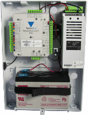 838-520-US PAXTON BLU Slave 2 Door Controller, including: 110VAC Input\24VDC Output Power Supply in a Plastic Enclosure