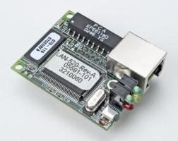 LAN-520AESP KERI LAN Port (RS-232 to Ethernet converter) - LAN Adapter with encryption option NR ************************* SPECIAL ORDER ITEM NO RETURNS OR SUBJECT TO RESTOCK FEE *************************