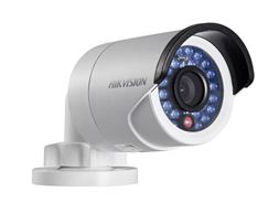 DS-2CD2012-I4MM HIKVISION Outdoor Bullet, 1.3MP/720p, H264, 4mm, Day/Night, IR (30m), IP66, PoE/12VDC