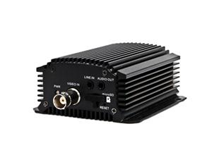 DS-6701HWI HIKVISION Video Server, 1-Channel, H264, Dual Stream, 960H - 30fps, Audio -1/1, RS-485, Alarm I/O -1/1, 12VDC ************************* SPECIAL ORDER ITEM NO RETURNS OR SUBJECT TO RESTOCK FEE *************************