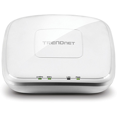 TEW-821DAP TRENDNET AC1200 Dual Band PoE Access Point (with software controller)