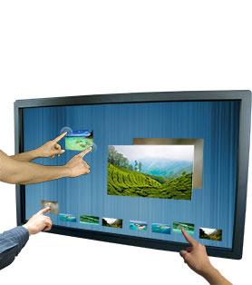 TS70M10 TATUNG Full HD 1920x1080 Surface Light Wave Technology LED, Panel Life : 60,000 hours 10 Touch Points USB, VGA, HDMI x 2, AV