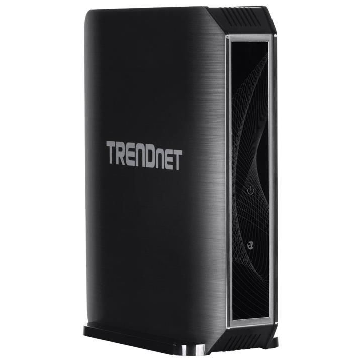 TEW-824DRU TRENDNET AC1750 Dual Band Wireless AC Router /w USB Port, Streamboost