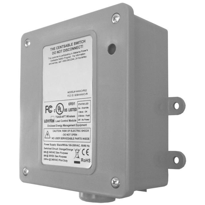 LEV73A00-3ZB LEVITON 30A WRLESS CTRL MOD | eDist Security Wholesale ...