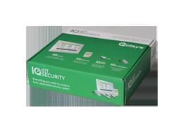 QS9014-840-01-02 QOLSYS IQ Panel KIT WITH AT&T CELL - INCLUDES:PANEL, (4)IQ DWMINI, IQ MOTION, IQ DOORBELL, IQ TILT