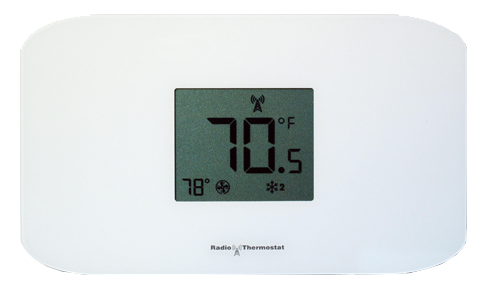 CT110RT-P RADIO THERMOSTAT WITH Z-WAVE 500 (PUSH TERMINALS) 7 DAY PGM tstat w/ts, 2 heat/2 cool, humidity sensor ************************* SPECIAL ORDER ITEM NO RETURNS OR SUBJECT TO RESTOCK FEE *************************
