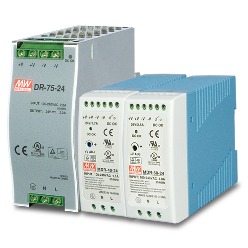 PWR-75-24 PLANET 24V, 75W Din-Rail Power Supply (DR-75-24) ************************* SPECIAL ORDER ITEM NO RETURNS OR SUBJECT TO RESTOCK FEE *************************
