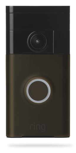 88RG402FC100 RING VIDEO DOORBELL VENETIAN BRONZE