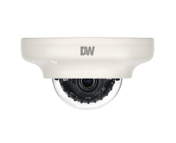 DWC-MV72I4V DIGITAL WATCHDOG MEGApix Mini Outdoor Vandal Dome, 2.1 Megapixels (1920x1080 @ 30fps), 4.0mm Fixed Lens ************************* SPECIAL ORDER ITEM NO RETURNS OR SUBJECT TO RESTOCK FEE *************************