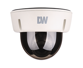 DWC-V6763TIR DIGITAL WATCHDOG STAR LIGHT AHD SERIES, VANDAL DOME, 2.1MP 1920X1080, 2.8-12MM VF, DWDR, TRUE D/N, 100FT IR 12VDC, IP66