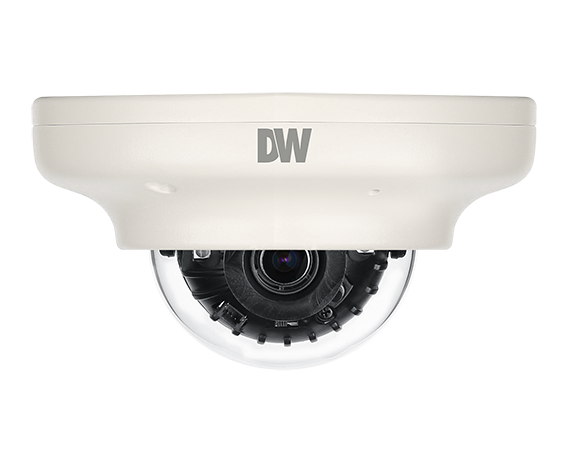 DWC-V7753TIR DIGITAL WATCHDOG STAR LIGHT AHD MINI FLAT DOME 2.1MP 1920X1080, 3.6MM FIXED LENS, DWDR, TRUE D/N, 50FT IR 12VDC, IP66 ************************* SPECIAL ORDER ITEM NO RETURNS OR SUBJECT TO RESTOCK FEE *************************i