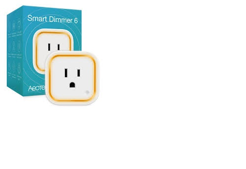 ZW099 AEOTEC AEON LABS SMART DIMMER 6 SIDE USB CHARGING PORT