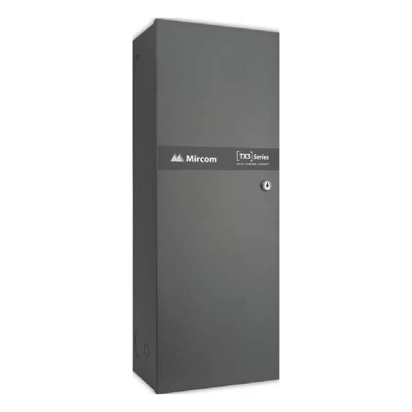 TX3-ER-8-A MIRCOM Master Elevator Restriction Cabinet with IP capability. Order TX3-IP Module for TCP/IP. ************************* SPECIAL ORDER ITEM NO RETURNS OR SUBJECT TO RESTOCK FEE *************************