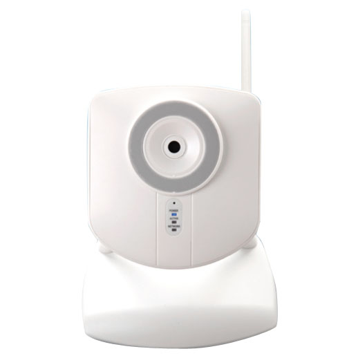 ISVWLKIT1 NAPCO Complete Wireless Fixed Camera Kit: 1ea. 802.11 fixed camera hi res, 640x480; Patented automatic-enroller Wireless Access Point (WAP) and 12 months online video service with customized webpage for dealer's accounts.