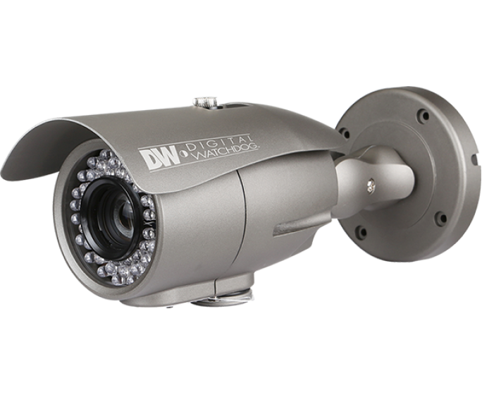 DWC-LPR550 DIGITAL WATCHDOG 960H License Plate Recognition camera, capture rate of 13 to 100 feet up to 50mph, 5-50mm Varifocal auto iris lensesi
