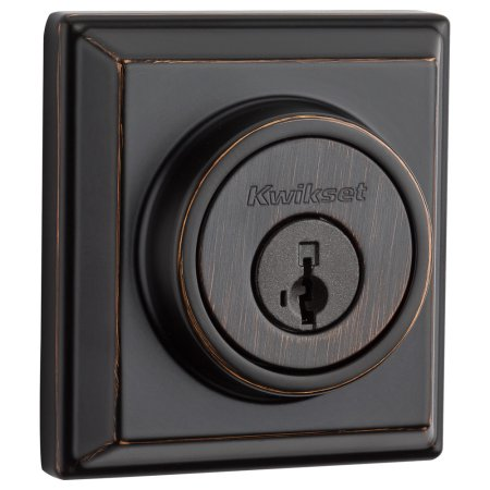 99100-065 KWIKSET Signature Series Z-Wave Contemporary Deadbolt Venetian Bronze ************************* SPECIAL ORDER ITEM NO RETURNS OR SUBJECT TO RESTOCK FEE *************************