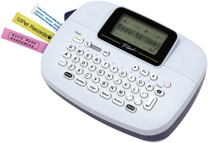 Download Brother P-Touch PT-M95 User Manual