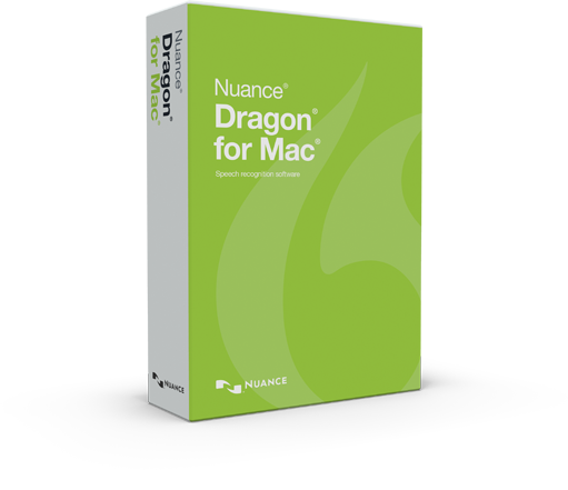 NUA-S601F-G00-5.0 Dragon Dictate for Mac 5.0, French